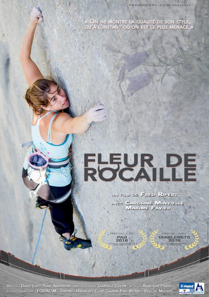 affiche Fleur de Rocaille un film de Fred Ripert