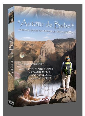 Autour de Babel dvd Fred Ripert avec Stephanie Bodet