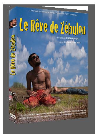 "Boitier DVD ""Le Rêve de Zébulon"""